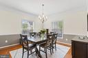 ...or entertain in the formal dining room! - 41959 ZIRCON DR, ALDIE