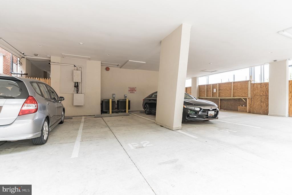 Parking Spot Deeded - 3217 WISCONSIN AVE NW #7C, WASHINGTON