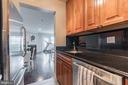 Stainless Steel Kitchen Appliances - 3217 WISCONSIN AVE NW #7C, WASHINGTON
