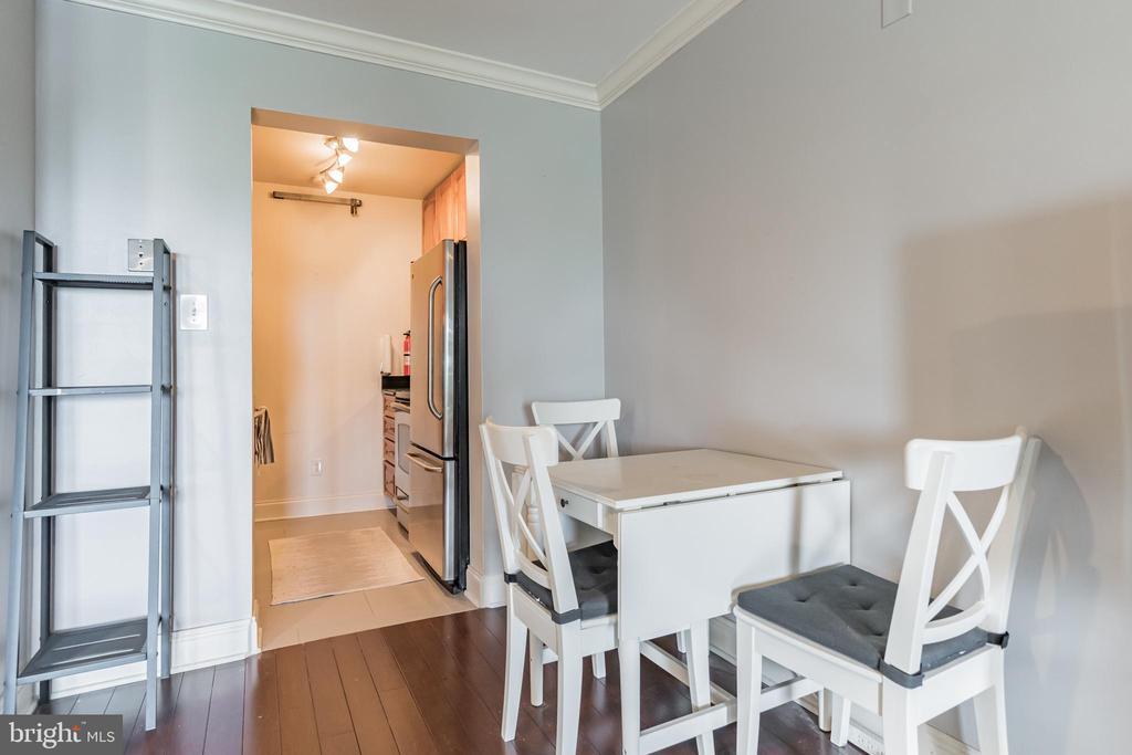 Spacious Living Area - 3217 WISCONSIN AVE NW #7C, WASHINGTON