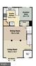 Middle Level Floorplan - 210 GOLDEN LARCH TER NE, LEESBURG