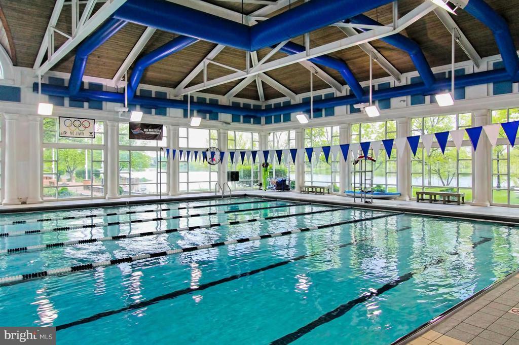 Indoor Pool - Now Open - 44043 CHOPTANK TER, ASHBURN