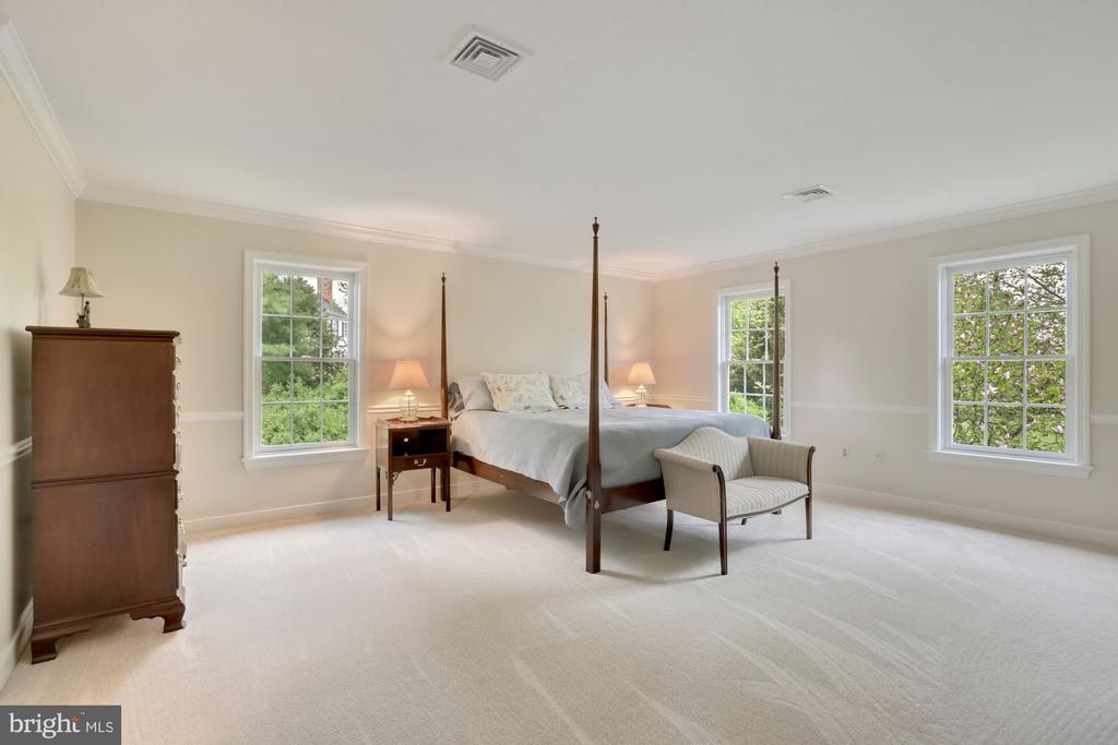 Master Bedroom - 23400 MELMORE PL, MIDDLEBURG