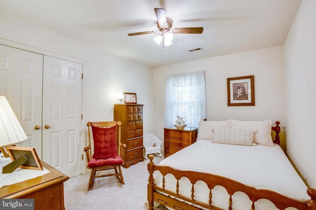 Third bedroom with walk-in closet - 10908 C E O CT, FREDERICKSBURG