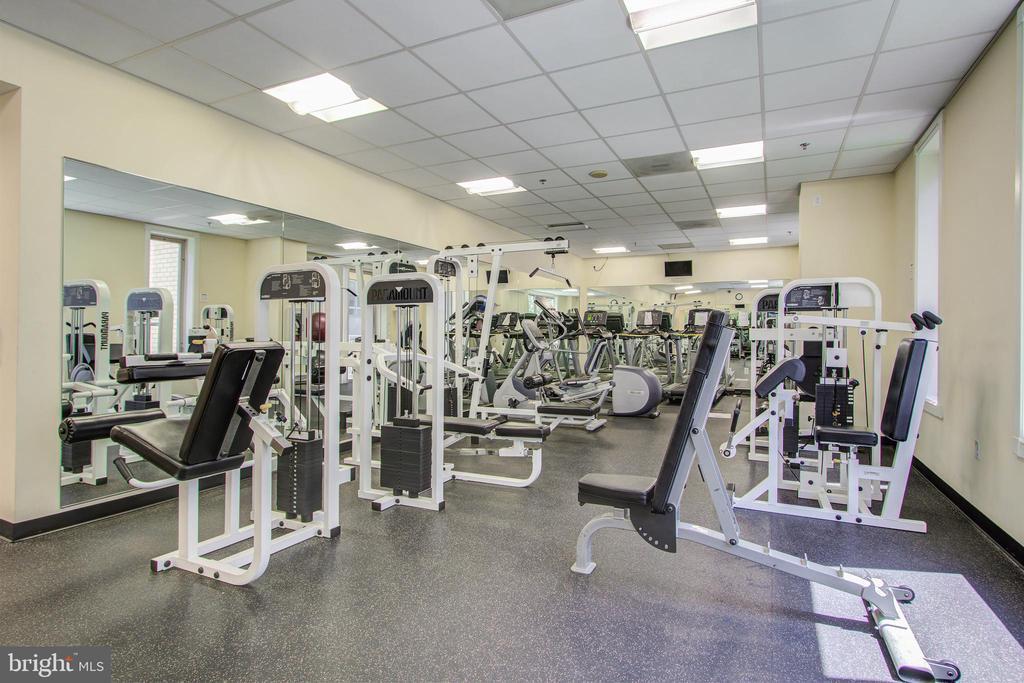 Fitness Center - 2726 GALLOWS RD #201, VIENNA