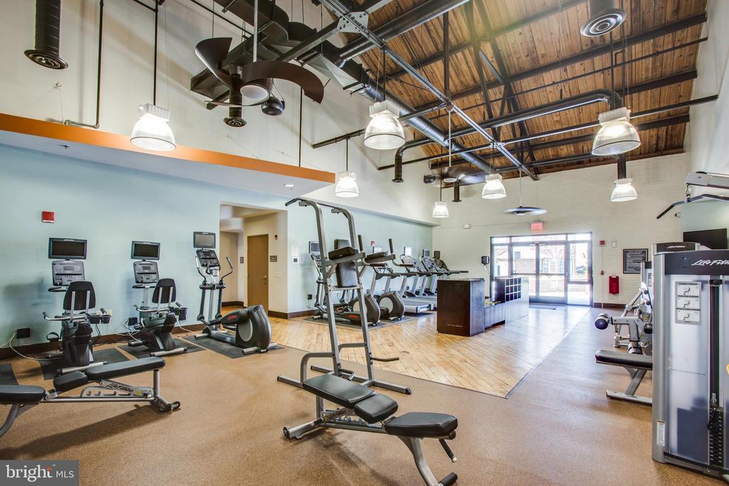 Community Gym - 701-302 COBBLESTONE BLVD #302, FREDERICKSBURG