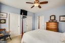 Bedroom 2 - 701-302 COBBLESTONE BLVD #302, FREDERICKSBURG