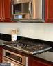 Kitchen detail - 20648 SIBBALD SQ, ASHBURN