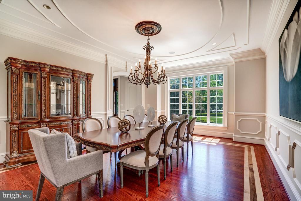 Formal Dining Room - 8334 ALVORD ST, MCLEAN