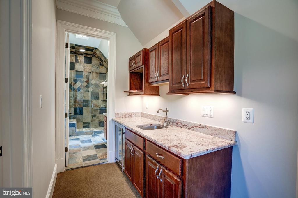 Hidden Bathroom Suite with Private Back Stairs - 8334 ALVORD ST, MCLEAN