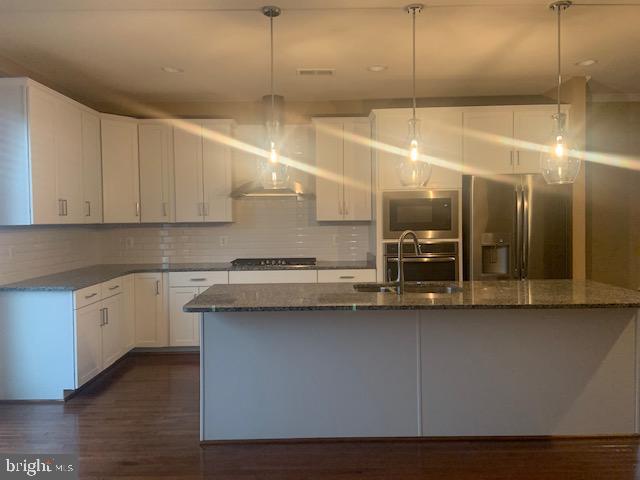 Chef's gourmet kitchen - 42426 DOGWOOD GLEN SQ, STERLING