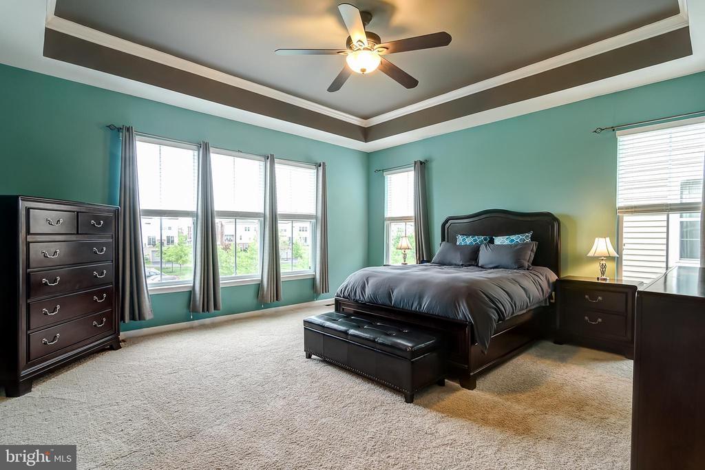 Primary bedroom - 42238 PALLADIAN BLUE TER, BRAMBLETON