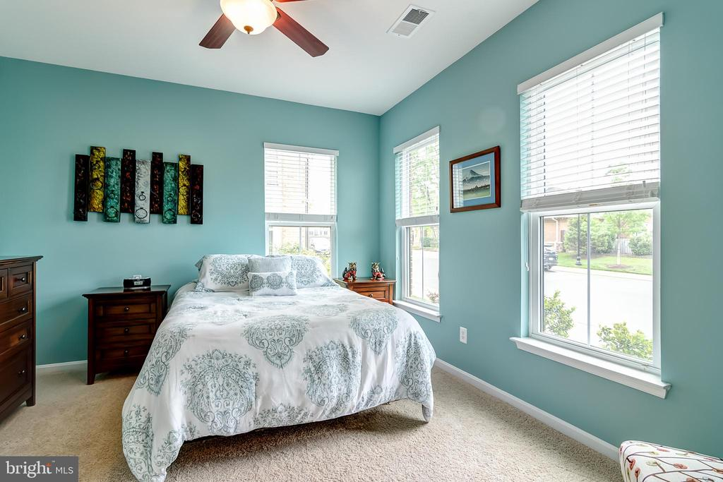 Bedroom 4 in lower level - 42238 PALLADIAN BLUE TER, BRAMBLETON