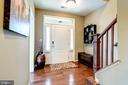 Lower level entrance - 42238 PALLADIAN BLUE TER, BRAMBLETON