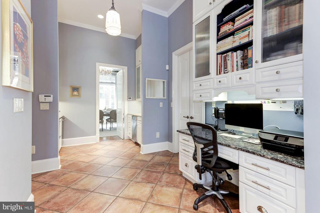 Kitchen Desk/Command Central - 2221 30TH ST NW, WASHINGTON