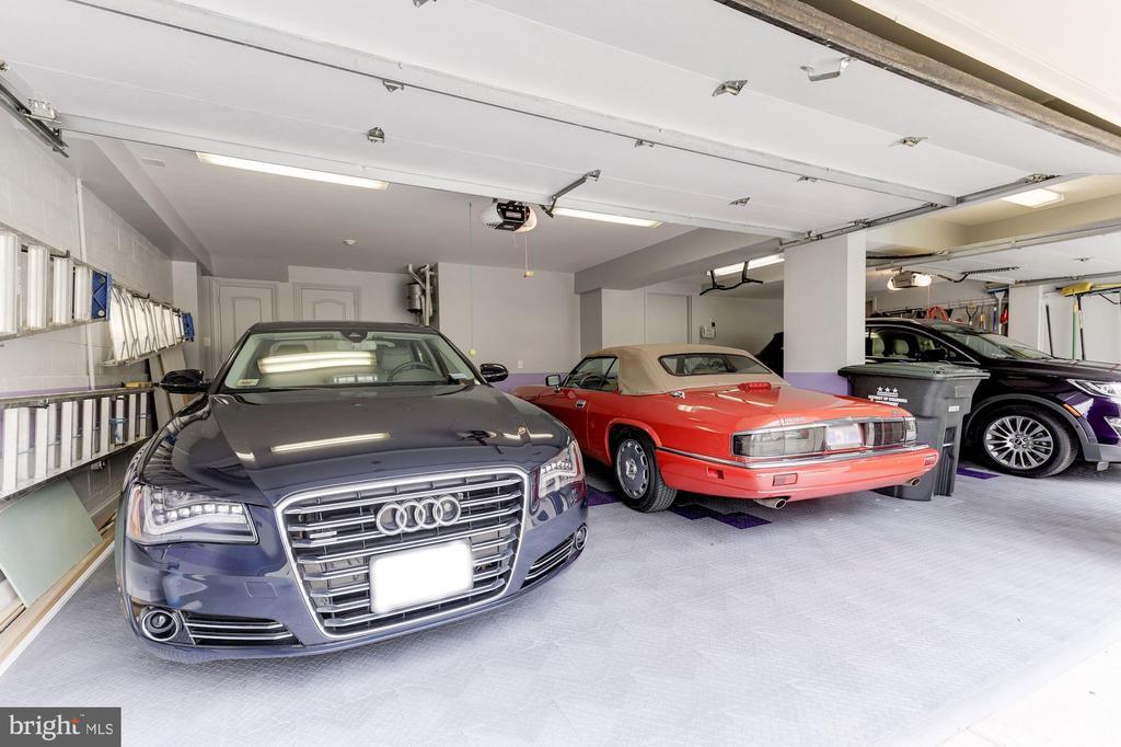 Three Car Garage - 2221 30TH ST NW, WASHINGTON