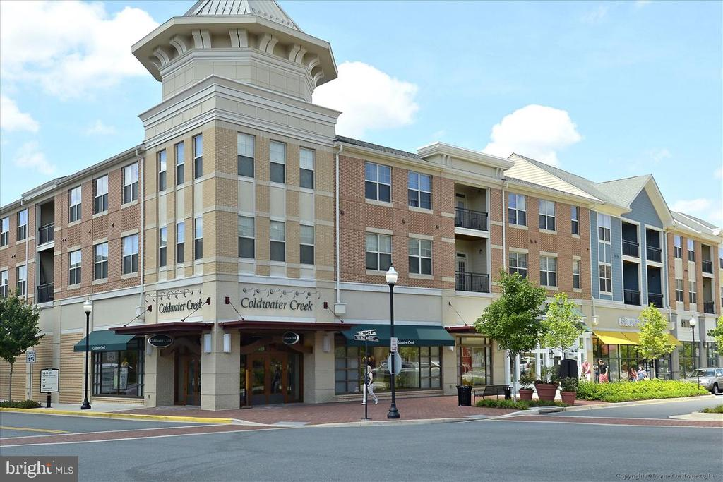 So many shops and restaurants! - 119 WOODBERRY RD NE, LEESBURG