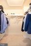 Walk in Closet - 21513 WELBY TER, BROADLANDS