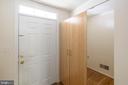 Entryway Closet - 21513 WELBY TER, BROADLANDS