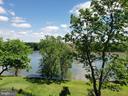 Deck view - 18302 FAIRWAY OAKS SQ NE, LEESBURG