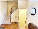 Hallway - 25216 WHIPPOORWILL TER, CHANTILLY