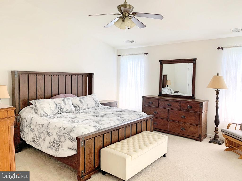 Master Bedroom - 25216 WHIPPOORWILL TER, CHANTILLY