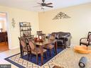Family Room - 25216 WHIPPOORWILL TER, CHANTILLY