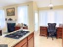 Gourmet Kitchen & Breakfast Nook - 25216 WHIPPOORWILL TER, CHANTILLY
