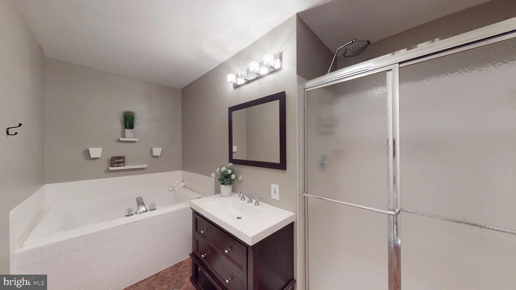 Luxury Bath - 210 GOLDEN LARCH TER NE, LEESBURG