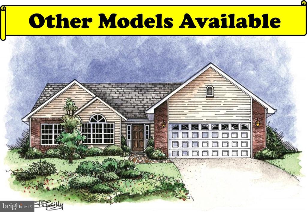 Taylor Model - Similar Construction - LOT 95 FOUR WHEEL DR, WINCHESTER