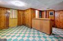 Recreation room - 4437 WELLS PKWY, UNIVERSITY PARK