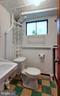 Basement level full bath - 4437 WELLS PKWY, UNIVERSITY PARK