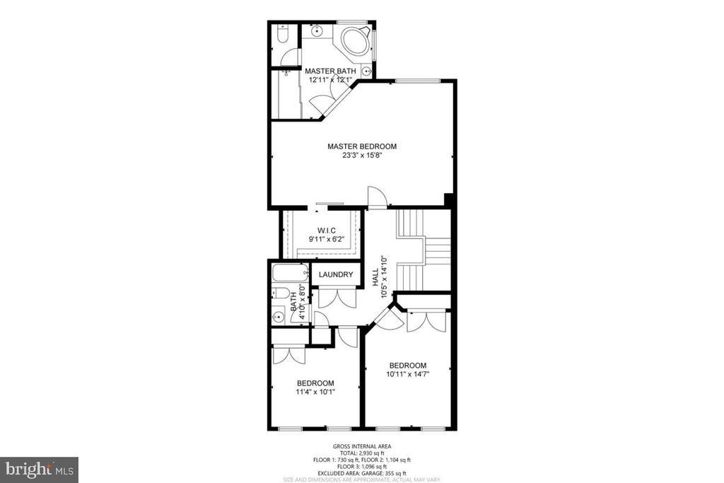 Floor 3 - 23636 SAILFISH SQ, BRAMBLETON