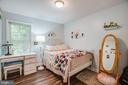 Second bedroom - 6300 TAVERNEER LN, SPOTSYLVANIA