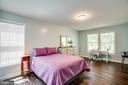 Master bedroom - 6300 TAVERNEER LN, SPOTSYLVANIA