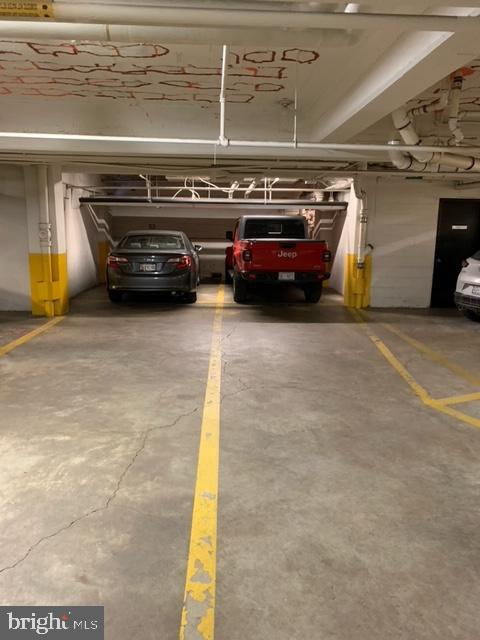 52 is on the left with plenty of space. - 1711 MASSACHUSETTS AVE NW #P52, WASHINGTON