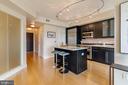 Hardwood floors throughout - 1111 19TH ST N #1909, ARLINGTON