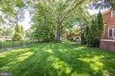 Lovely backyard - 1904 MALLINSON WAY, ALEXANDRIA