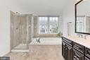Large Shower & Bathtub! - 42329 CAPITAL TER, CHANTILLY