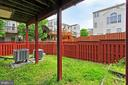 Fully-Fenced Backyard! - 42329 CAPITAL TER, CHANTILLY