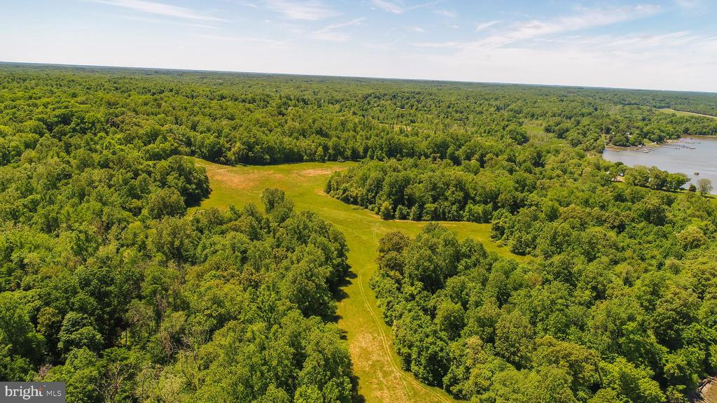 Sprawling 24 Acres-room for additional homesites - 5898 COVE HARBOUR, KING GEORGE