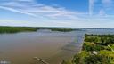 Potomac Creek to the Potomac River & MD shoreline - 5898 COVE HARBOUR, KING GEORGE