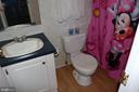 Hall Bath - 13708 GABRIEL CT, SPOTSYLVANIA