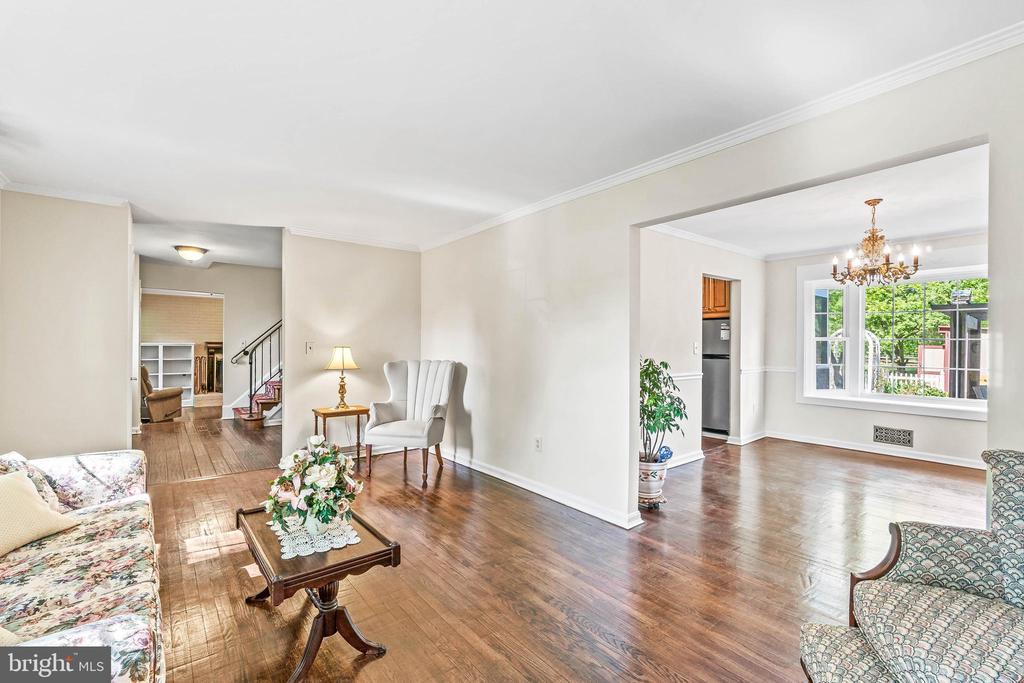 Formal Living Room - 2514 LITTLE RIVER RD, HAYMARKET