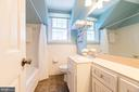 Bathroom - 3543 S STAFFORD ST #A, ARLINGTON