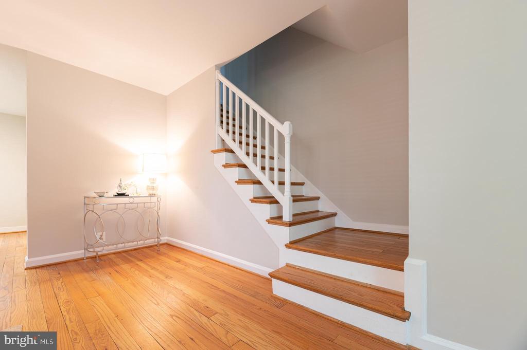 Living Room - 3543 S STAFFORD ST #A, ARLINGTON