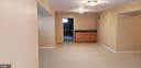 Rec room with Bar Area - 55 FOX LN, WHITE POST