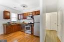 Updated kitchen w/ Bosh Dishwasher - 2 17TH ST SE #104, WASHINGTON