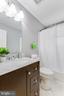 Updated bathroom - 2 17TH ST SE #104, WASHINGTON