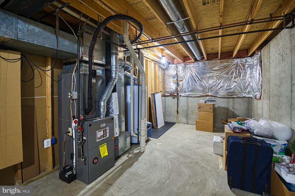 Storage Area Basement #2 - 103 CROSSING POINTE CT, FREDERICK